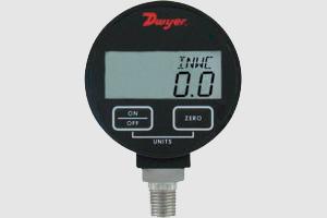 Dwyer DPGA/DPGW系列数字压力表